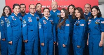 Uzay eğitimi