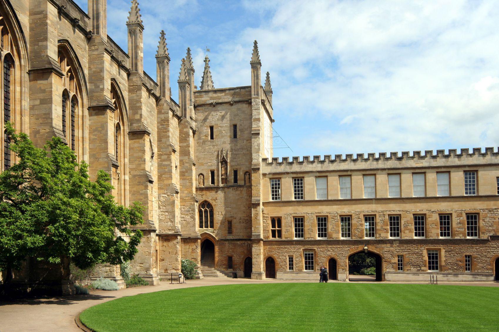 Oxford ve Harvard Türkiye'de kampüs açabilecek 95