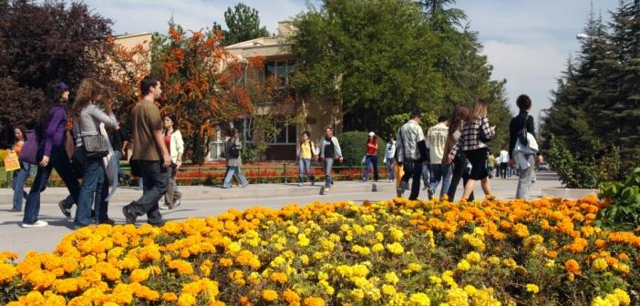 Üniversitelerde