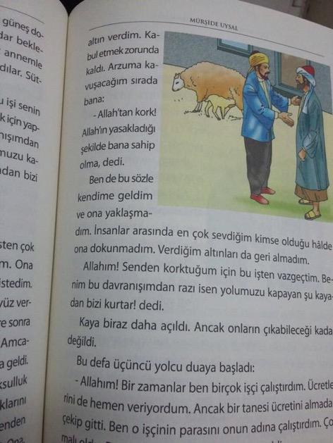 İlköğretim hikaye