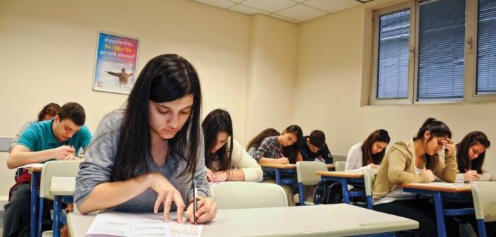 Üniversite sınavları için