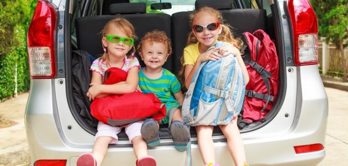 Çocuklarla tatil
