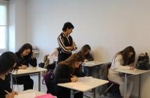 Özel okul öğretmenine