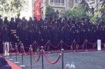 Lise mezuniyetlerinde