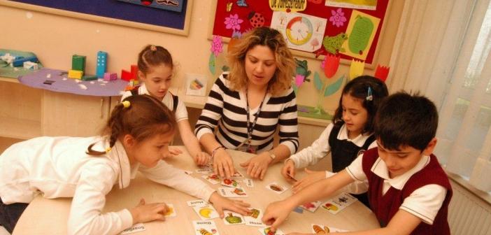 İlköğretim okullarında